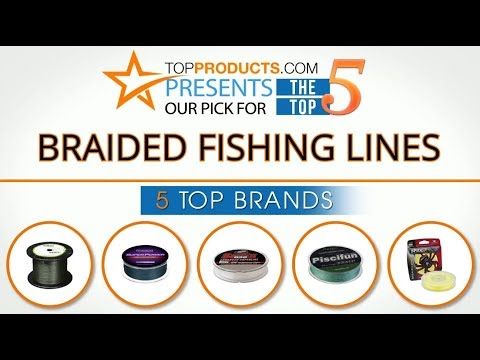 Best Braided Fishing Line Reviews 2017 – How To Choose The Best Braided Fishing Line