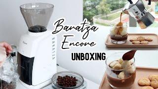 Baratza Encore White Coffee Gr…