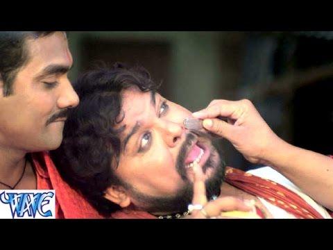 पागल जादूगर - Bhojpuri Comedy Sence -  Patna Se Pakistan - Dinesh Lal Yadav Nirahua