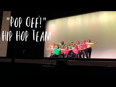 """Pop Off!"" Hip Hop Dance - Santa Susana High School"