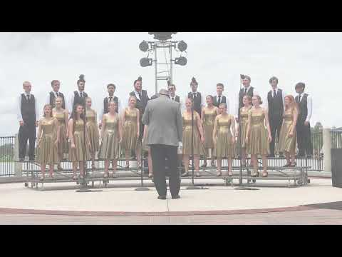 Tabb High School Jazz Choir Disney 2018