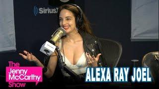 Alexa Ray Joel on The Jenny McCarthy Show