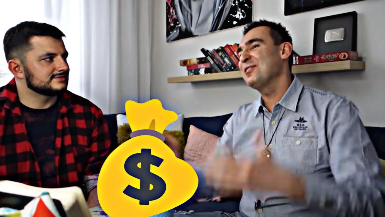 Jak zrobić miliard dolarów? + KONKURS Rafael Badziag – Indywidualista x Wapniak