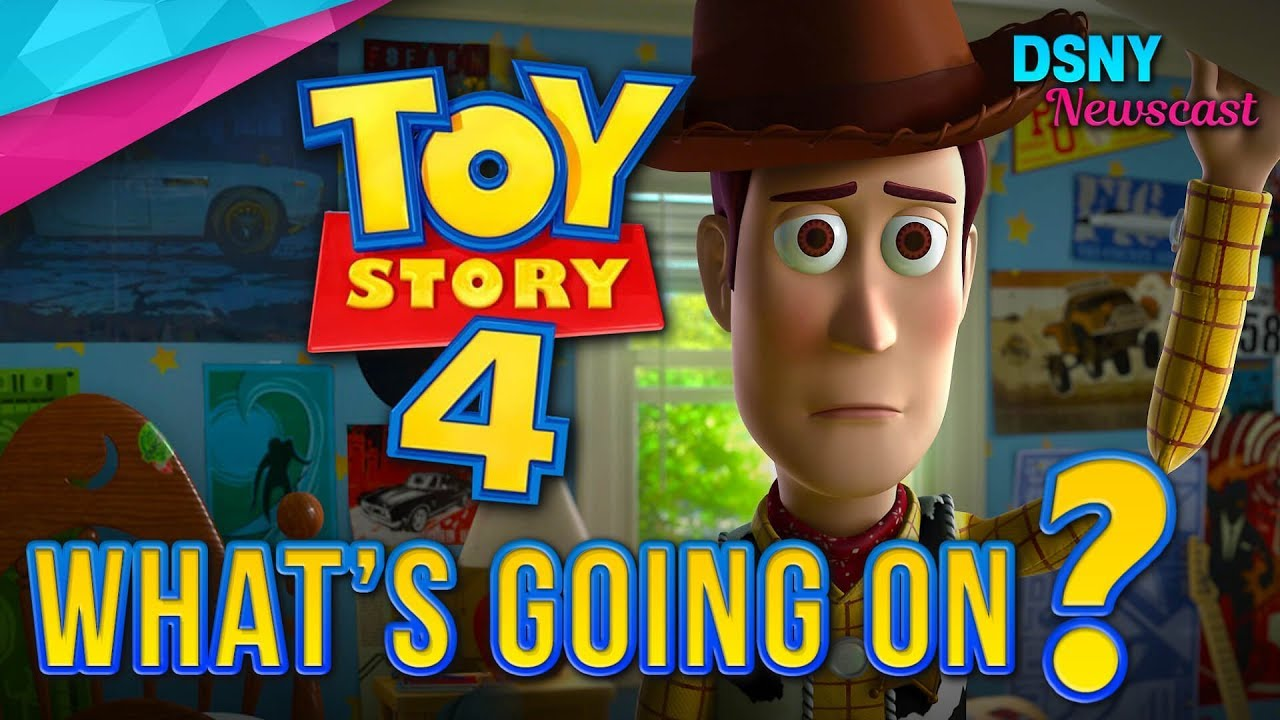 Is toy story 4 in danger of being delayed again disney for Toy story 5 portada