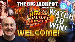 💰WATCH FOR YOUR CHANCE TO WIN! 💰HOT VEGAS SLOTS! | The Big Jackpot