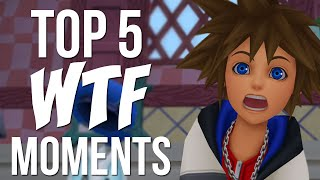 Kingdom Hearts Top 5 WTF Moments