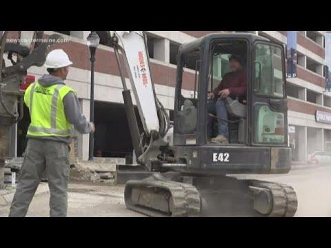 Boom In Downtown Bangor, Maine, Redevelopment