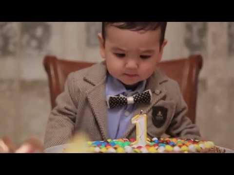 Приглашение на день рождения Ансара
