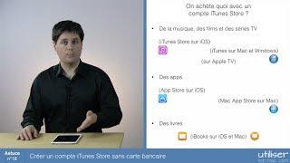 Creer Un Compte Itunes Store Sans Carte Bancaire Utiliser Son Mac Maitrisez Votre Produit Apple En Toute Simplicite