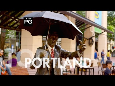 ✈Portland, Oregon ►Vacation Travel Guide