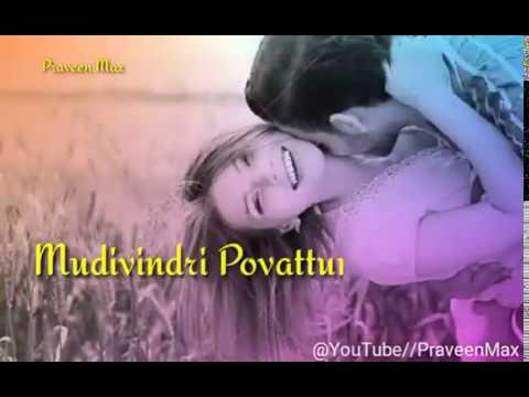 Thavamindri kidaitha varam nee tamil wats app status love song