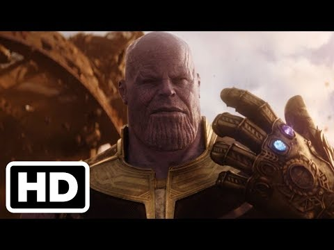 Avengers: Infinity War - Teaser Trailer...