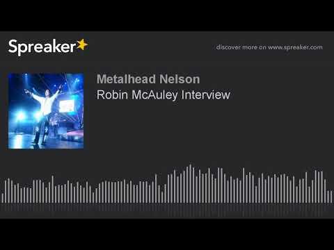 Robin McAuley Interview