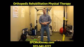 Orthopedic Rehabilitation Physical Therapy | Spine And Sports Injury Rehab Clinic