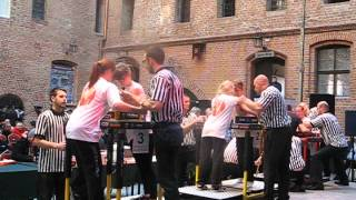 armwrestling XIII MP Gniew 2013