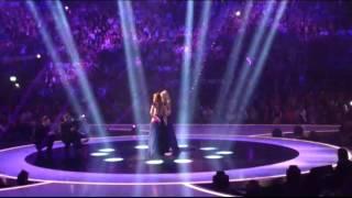 Germany's Next Topmodel Finale 2014 - Die Entscheidung - Stefanie Giesinger - Live Lanxess Arena