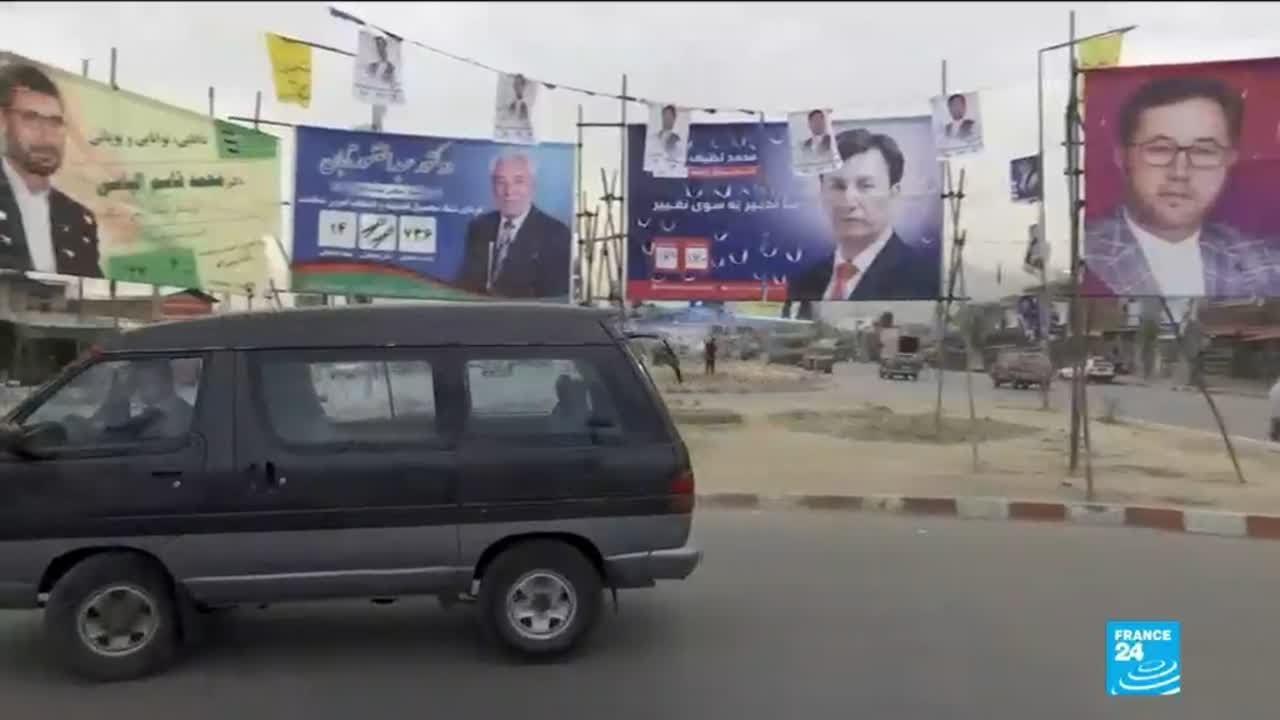 فرانس 24:Afghanistan delays vote in Kandahar province after deadly attack