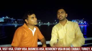 Crown Immigration Dubai - Live Interview