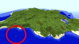 ВЕСЁЛЫЕ ПРЯТКИ БЛОКАМИ НА НЕОБИТАЕМОМ ОСТРОВЕ! - (Minecraft Hide and Seek)