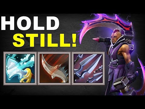 Hold Still Anti-Mage is coming | Dota 2 Ability Draft thumbnail