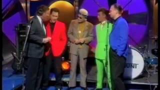 Awkward Interview Bowie Tin Machine & Wogan BBC