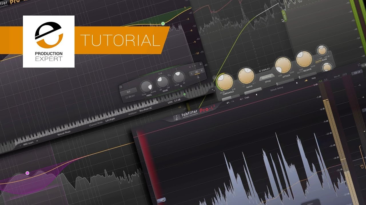 Watch How Quickly You Can Use FabFilter Master Bundle Plug-ins To Master  Your Next Mix