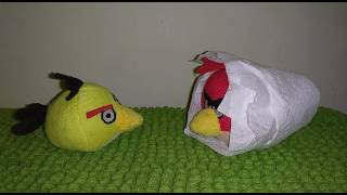 """The Angry Birds And Godzilla Show - Episode 155: """"Red"""