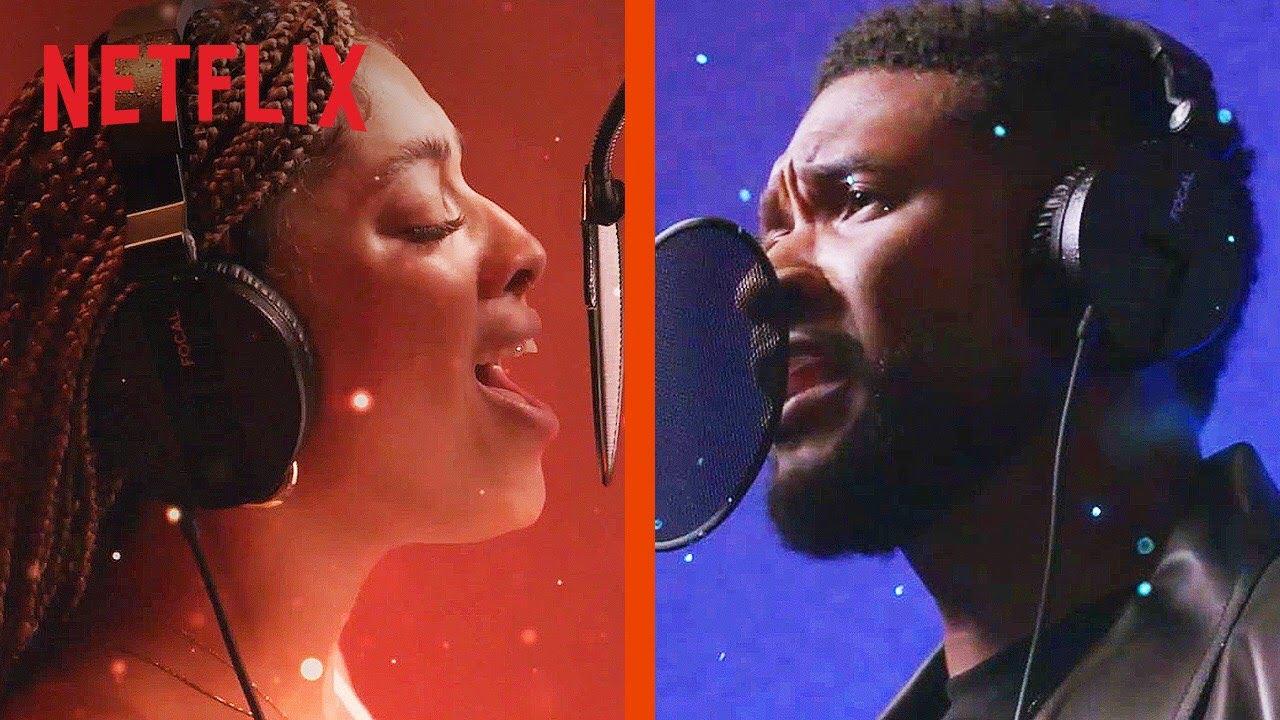 Usher  - This Day feat. Kiana Ledé (Official Lyric Video) From Netflix's Jingle Jangle