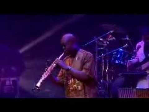 Manu Dibango 'Lion of Africa'