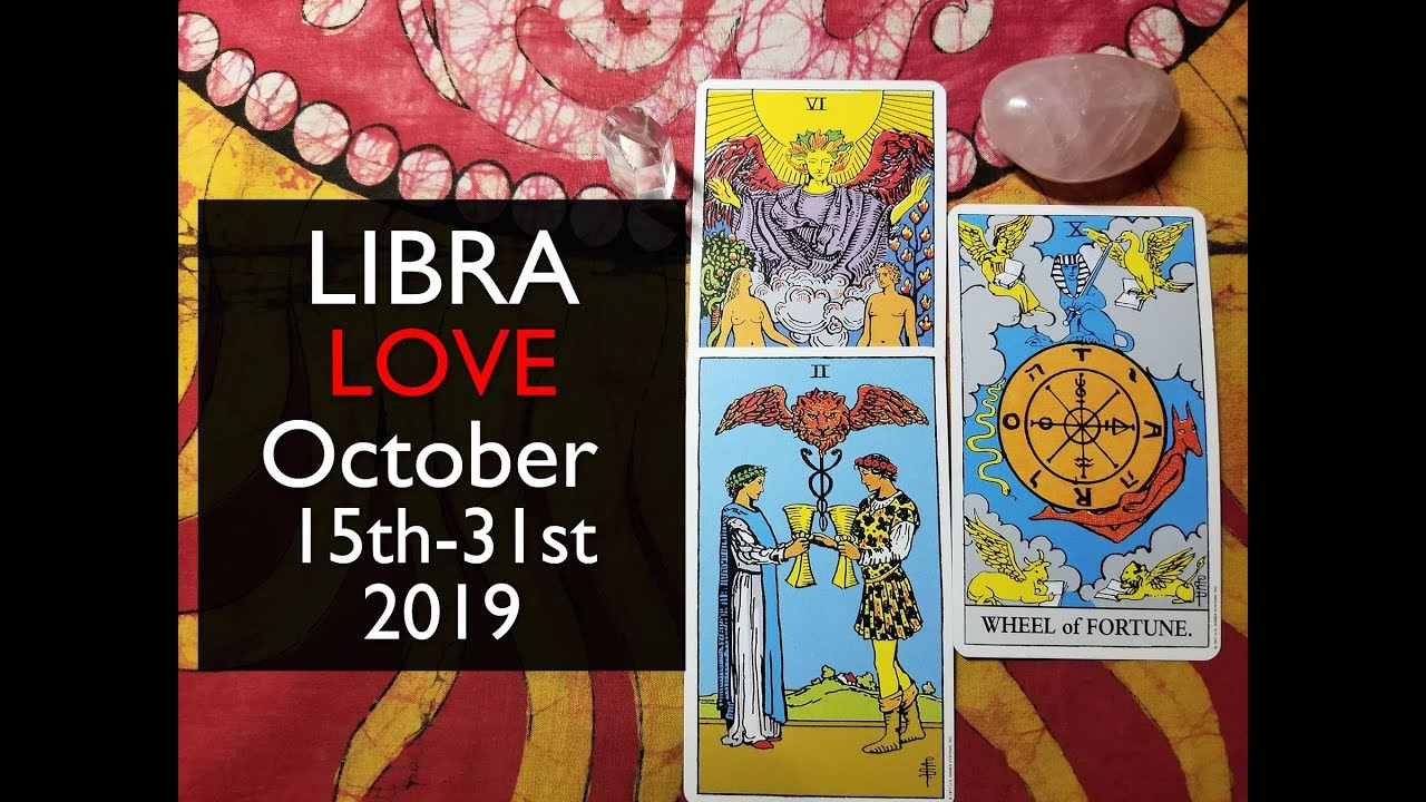 october 15 horoscope 2019 libra