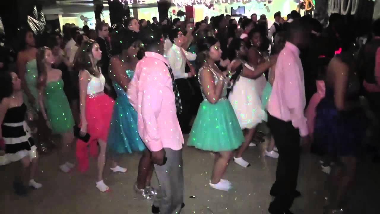Lumberton Middle School 2014 8th Grade Dinner Dance Youtube