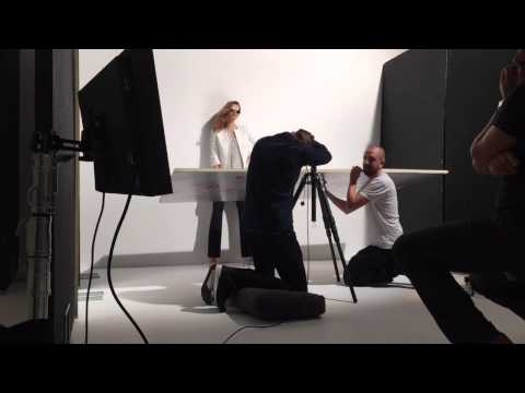 Planet Fashion Spring/Summer 2015 Photoshoot - Behind The Scenes