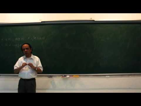 Quantum Field Theory Lecture - 1