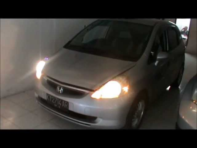 2005 Honda Jazz Review Start Up Engine Exhaust And In Depth Tour