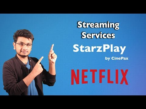 What Is A Streaming Service Feat. StarzPlay By CinePax