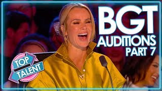 Britains Got Talent 2019 | Part 7 | Auditions | T