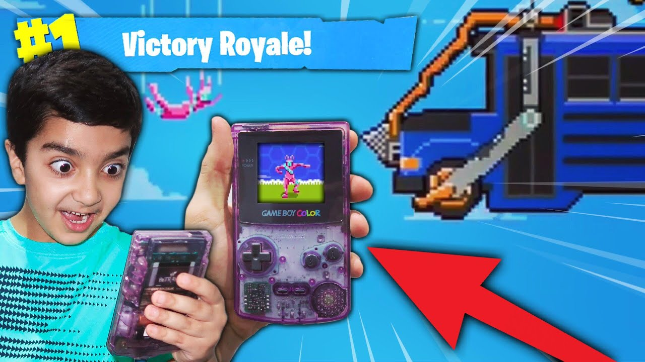 my-little-brother-plays-fortnite-battle-royale-on-gameboy-color