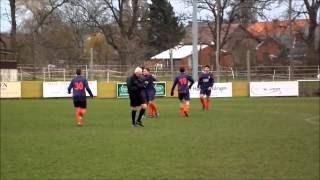 Velm VV - BS Sport (reserven): doelpunt Robin Baerts (1-3)