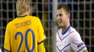 Sverige - Holland 3-2  (11-10-2011)