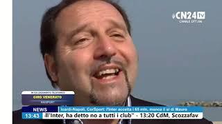 Ciro Venerato a CN24 Live (21 agosto)