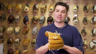 """LHT Left Hand Throw PRO206-9T 12/"""" Rawlings Heart of the Hide Fielding Glove"""
