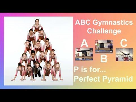 ABC Gymnastics Challenge | Coach Mary's Version | Gymscool