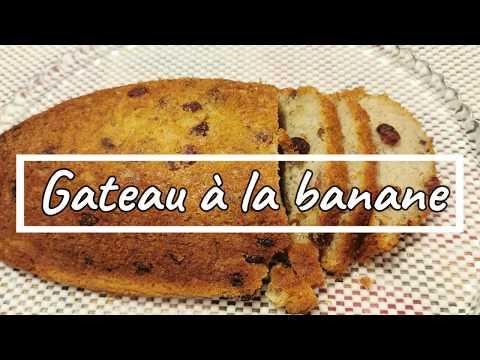 cake-à-la-banane-🥧🍰🍌-(ne-jettez-plus-vos-bananes-trop-mures)