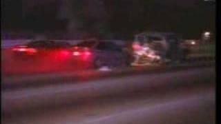 highway multiple crash