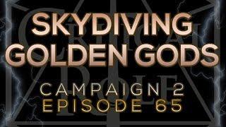 SKYDIVING GOLDEN GODS (2x65)