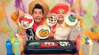 Dibujos Que Se Comen de Halloween (Pennywise, Emojis y más)...