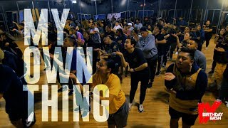 """Choreo Cookies & Galing & WyldStyl // """"My Own Thing"""" - Chance The Rapper Video"""