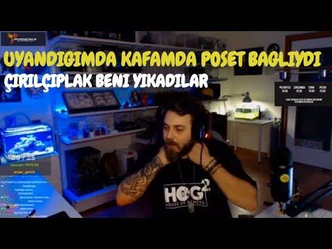 Elraen Uludağ'da Sarhoş Olma Anısını Anlatıyor