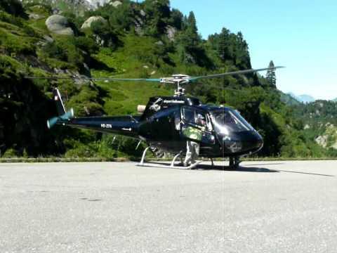 Swiss Helicopter Club Event Steingletscher 09