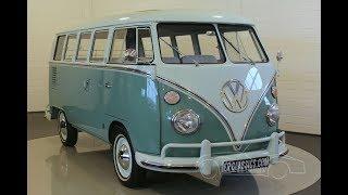 Volkswagen T1 Deluxe 1964 -VIDEO- www.ERclassics.com